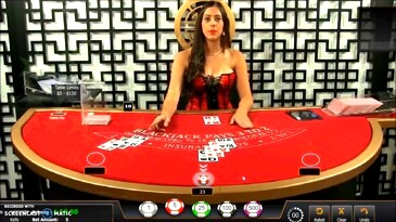 Online Blackjack Dealer