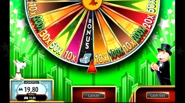 Super Monopoly Money Slot Online