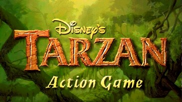 Tarzan Game Online Disney