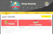 Glossy Bingo Loyalty Points