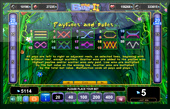 Ocean Rush Slot Machine Online