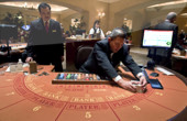 Strategies in Baccarat