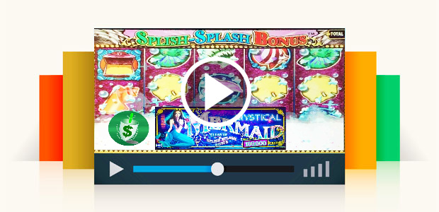 Mystical Mermaid Classic Slot Machine