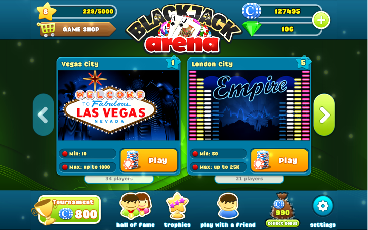 Blackjack Online Spielen Multiplayer