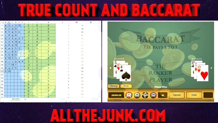 How To Count Cards In Baccarat