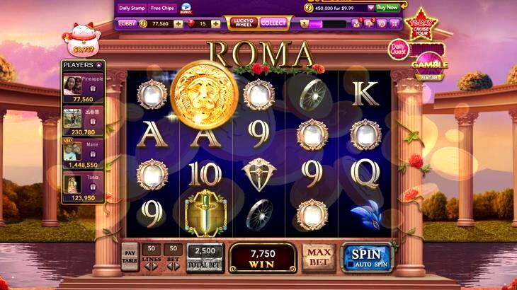 Fortune Lucky Slot Machine
