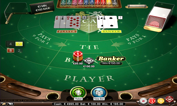 How Do You Play Baccarat In Vegas