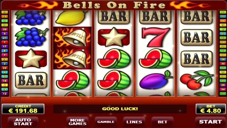 Lucky Bells Slot Machine