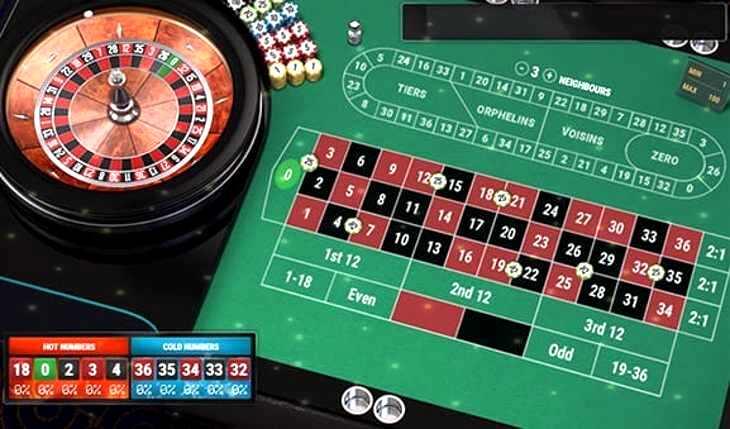Online Casino European Roulette